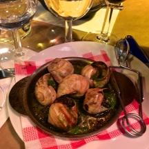 Escargot in Paris